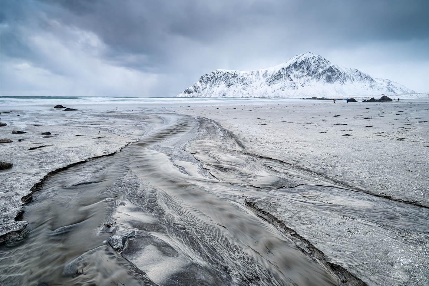 ijslandschap door Nando Harmsen fotografiecursus-helmond